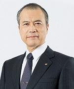企業研究会 会長 広瀬 道明